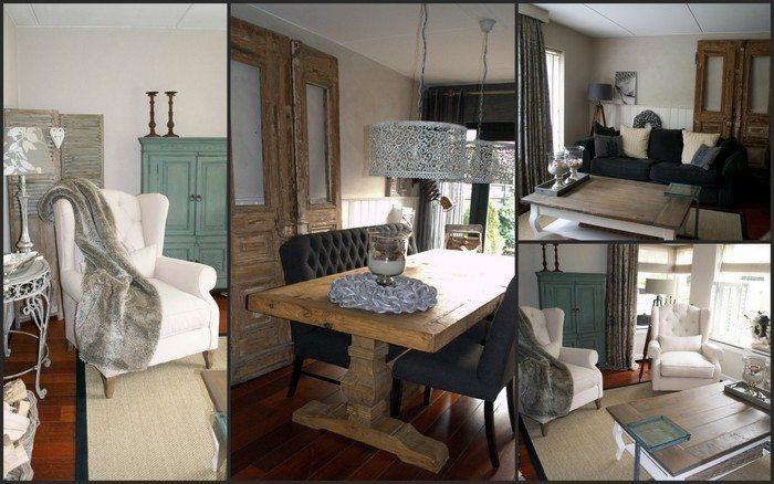 Voorbeelden Landelijke Woonkamers: Witte woonkamer voorbeelden ...