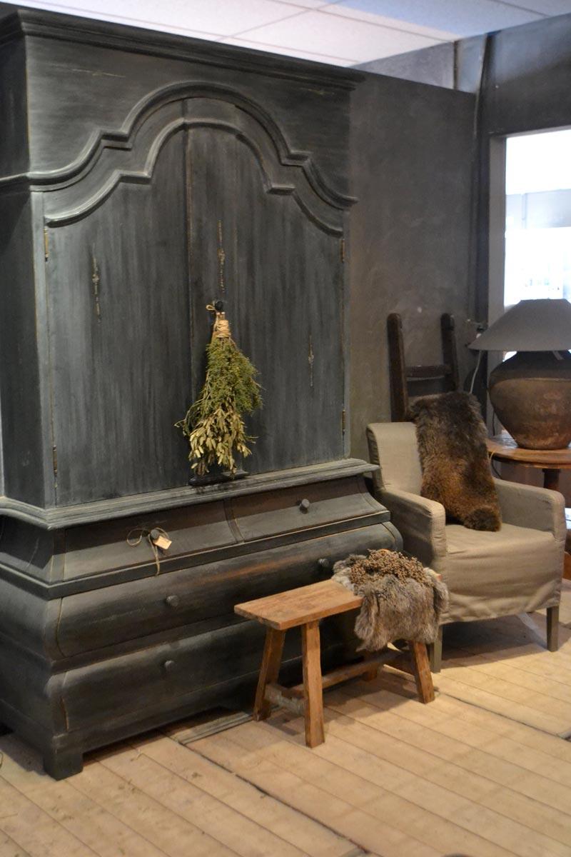 Landelijk interieur ideeen beste inspiratie voor huis for Interieur kabinet